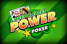 Aces Faces Power Poker