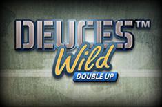 Deuces Wild Double Up Tm