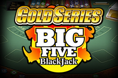 gold series big five blackjack