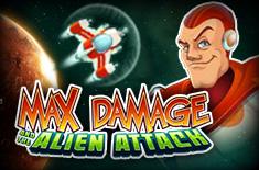 max damage the alien attack