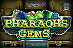 pharoahs gems