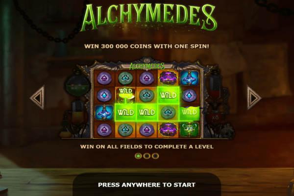 alchymedes kostenlos spielen