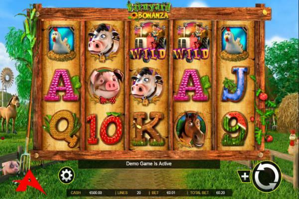 barnyard bonanza online spielen im casino Playfortuna