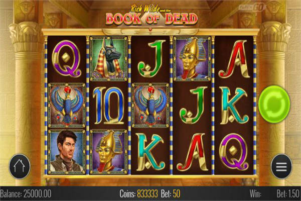 book of dead kostenlos spielen im online casino Playfortuna