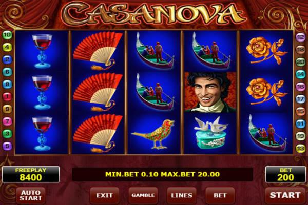casanova online spielen