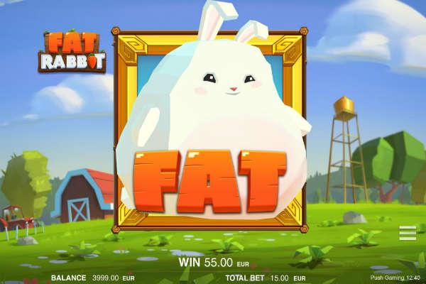 Fat Rabbit Online Spielautomat