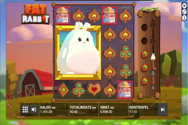 Fat Rabbit online spielen