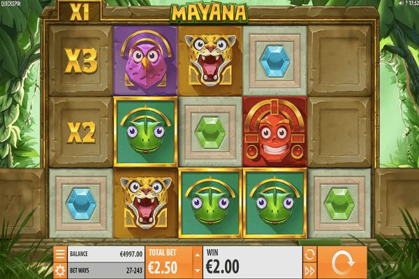 Mayana online spielen