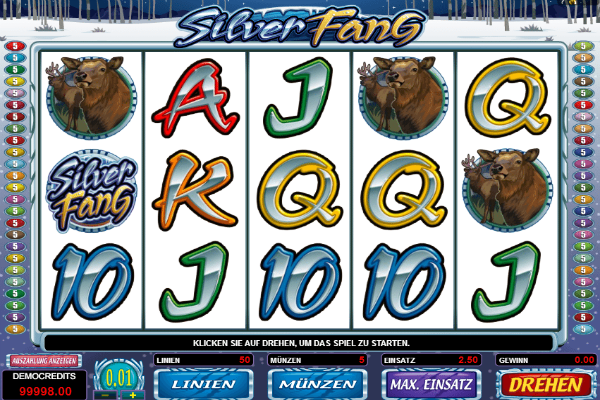 Silver Fang im Casino Playfortuna