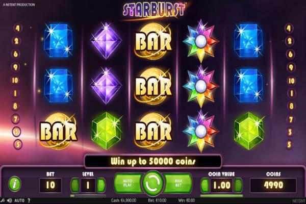 starburst kostenlos spielen