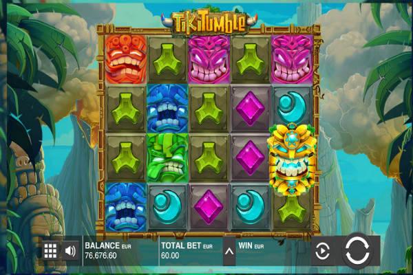 Tiki Tumble online spielen