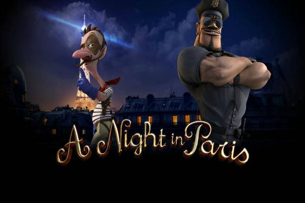 A Night in Paris von BetSoft Online