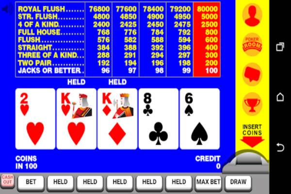 deuces wild video poker kostenlos spielen