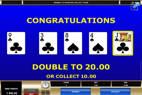 Bonus Poker im casino Playfortuna