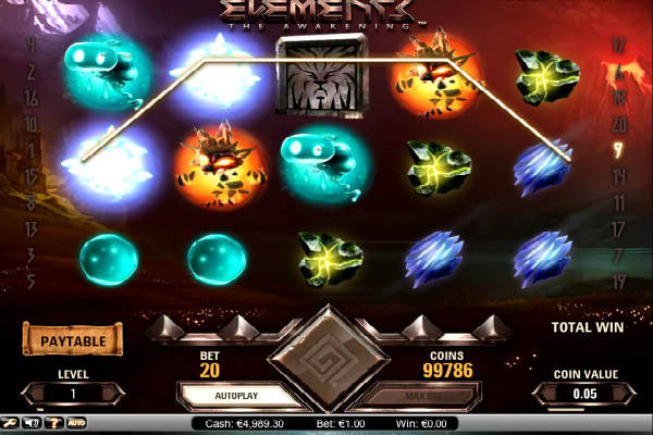 elements the awakening im casino Playfortuna