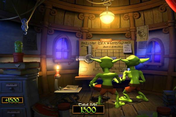 Greedy Goblins – Übersicht des Spiels