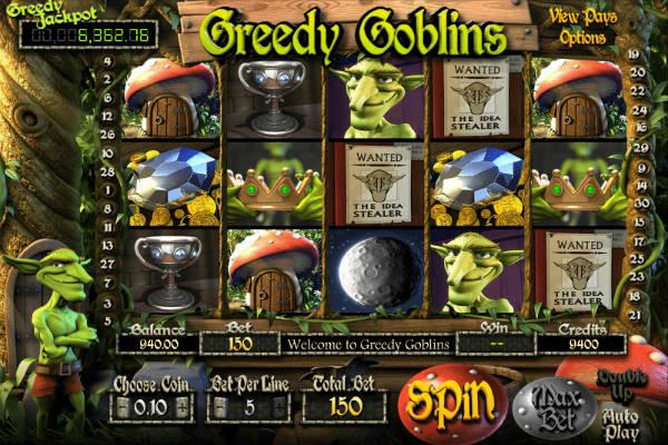 Greedy Goblins kostenlos