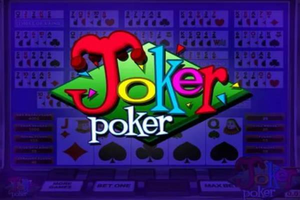 joker poker im casino Playfortuna