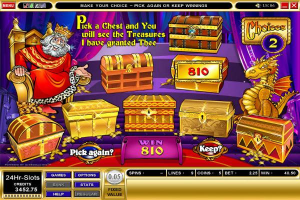 King Cashalot spielen