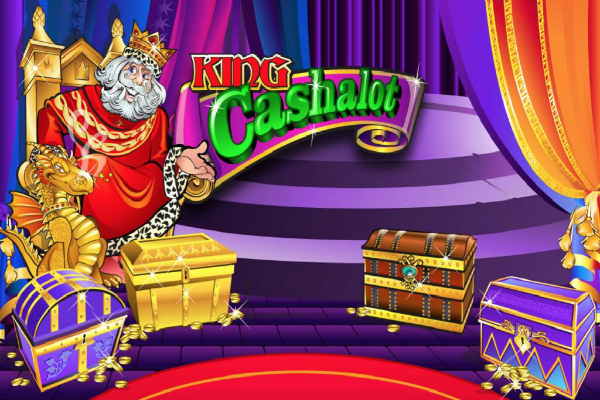 King Cashalot im Playfortuna casino
