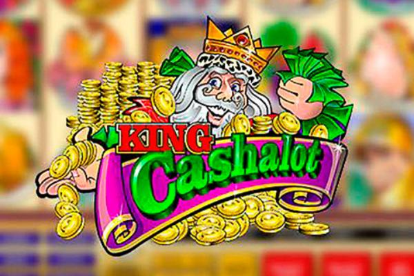 King Cashalot Online Spielautomat