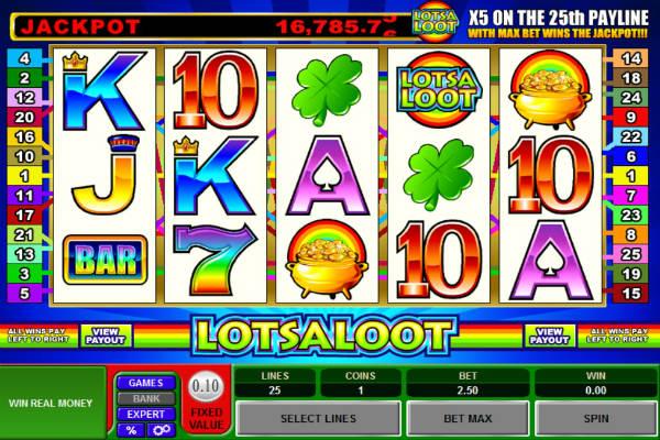 Lotsaloot online