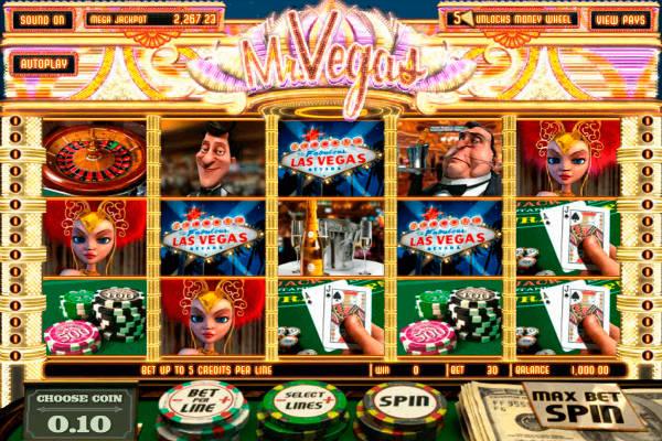 Mr Vegas im Casino Playfortuna
