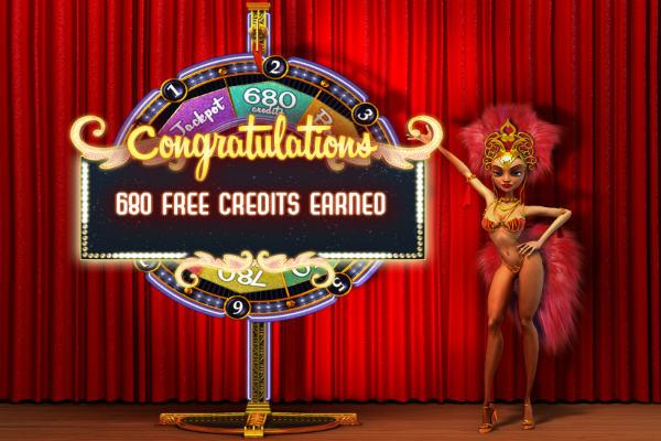 3D Slot Mr Vegas Boni