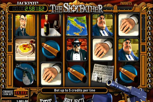 The Slotfather Jackpot