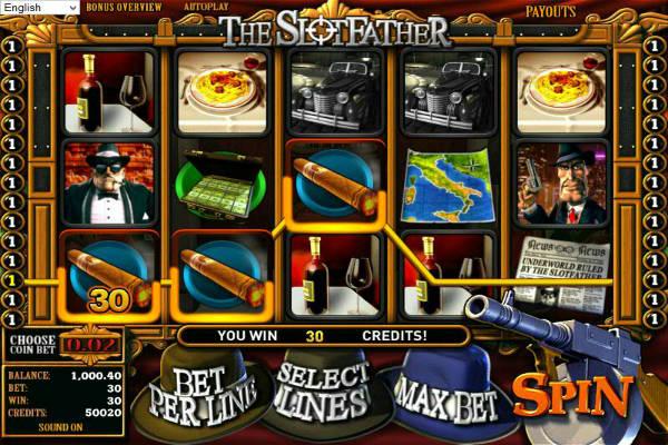 The Slotfather kostenlos spielen