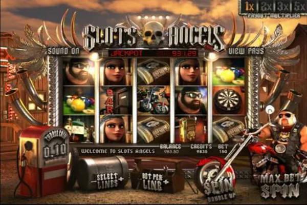 Spielautomaten Slots Angels