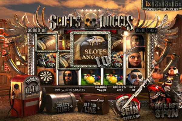 Slots Angels kostenlos