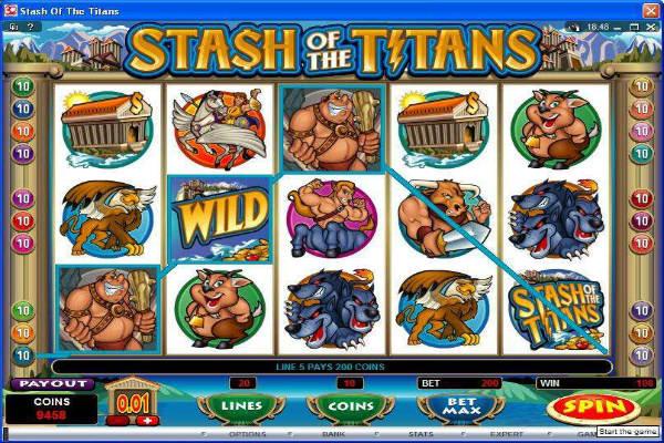 stash of the titans kostenlos spielen ohne anmeldung
