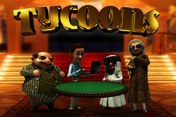 Tycoons Plus im casino Playfortuna