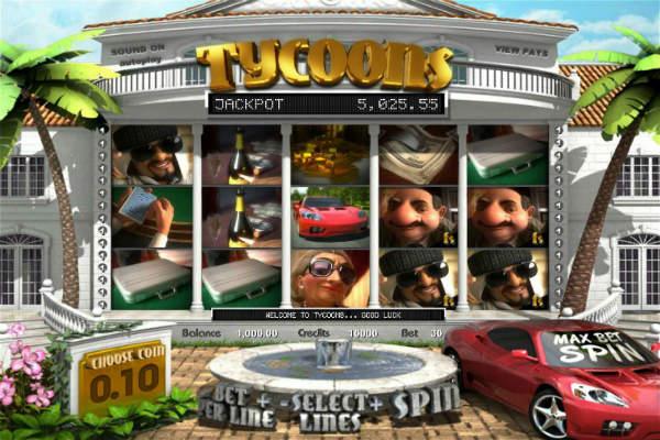 Tycoons Plus kostenlos spielen