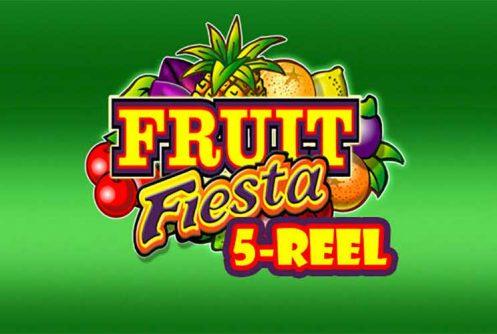 Fruit Fiesta 5 Reels Spielautomat