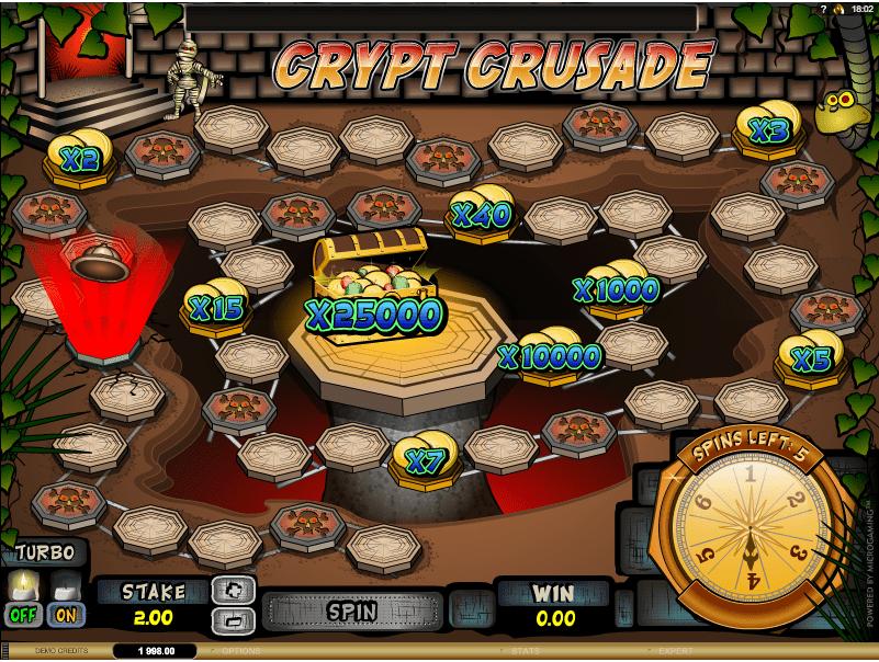Crypt Crusade spielen kostenlos
