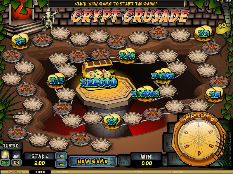 Crypt Crusade online