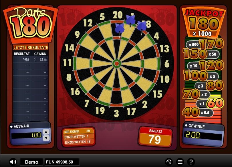 online darts spielen