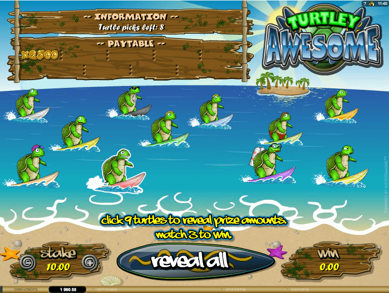 Turtley Awesome Online
