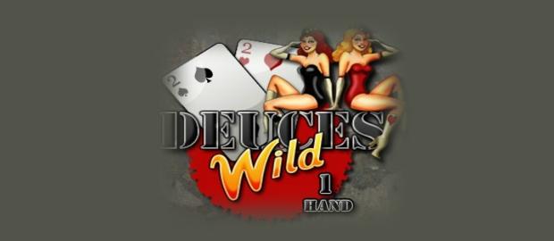 Deuces Wild 1 Hand Spielautomat