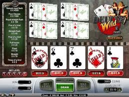 Deuces Wild 1 Hand Online