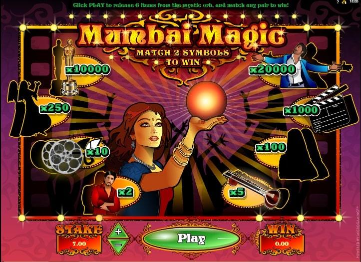Mumbai Magic Online