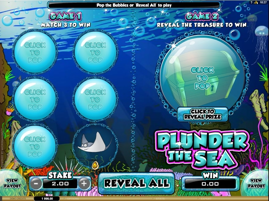 Plunder The Sea Online