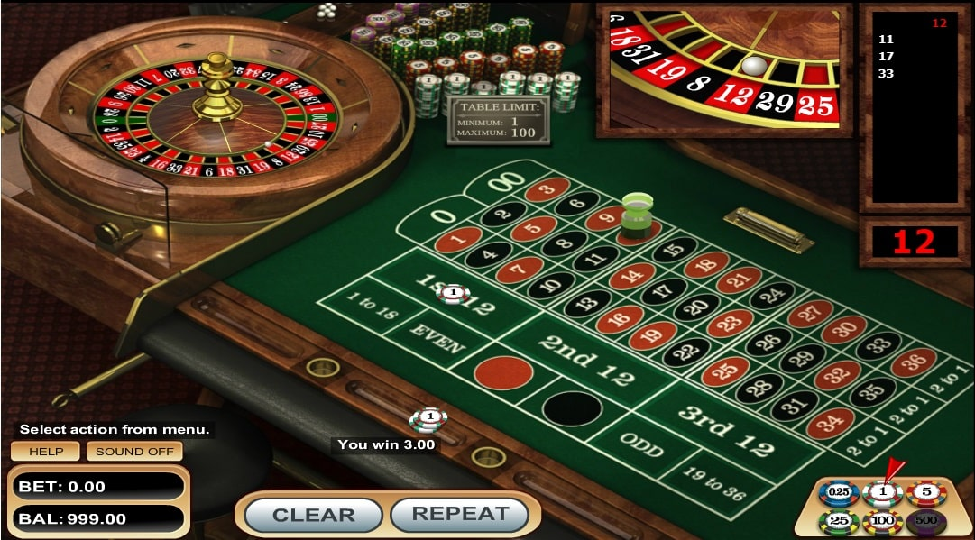 american roulette Betsoft frei