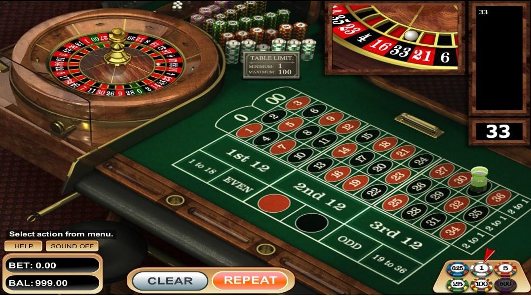 american roulette Betsoft spielautomat