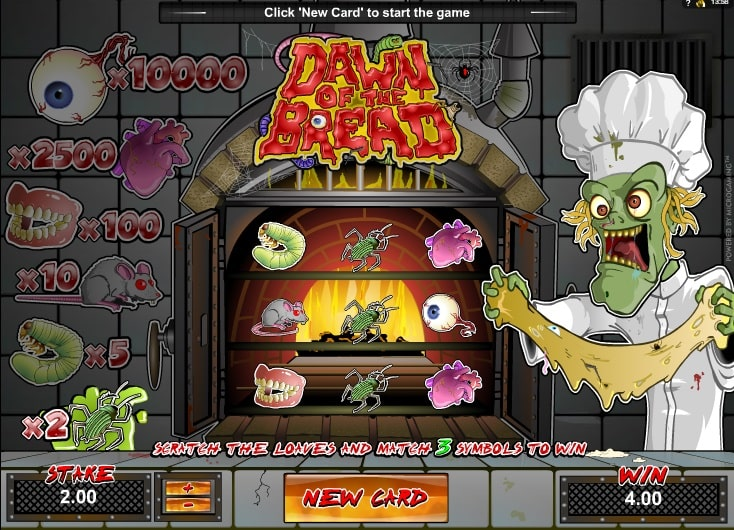 Dawn Of The Bread Slot Review